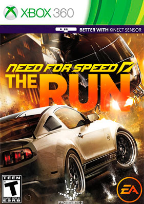 Need For Speed: The Run + 54 DLC [JTAG/RUSSOUND]