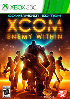 XCOM: Enemy Within [REGION FREE/RUSSOUND] (LT+2.0)