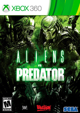Скачать торрент Aliens vs. Predator [PAL/RUSSOUND] на xbox 360 без регистрации