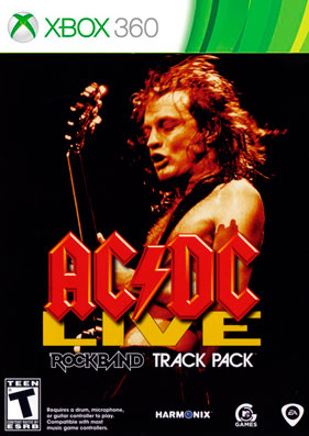 AC/DC Live Rock Band Track Pack [PAL/ENG]