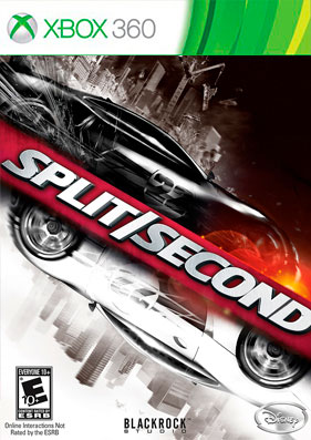Скачать торрент Split/Second [DLC/FREEBOOT/RUS] на xbox 360 без регистрации