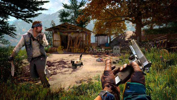 Скачать торрент Far Cry 4 [REGION FREE/RUSSOUND] (LT+3.0) на xbox 360 без регистрации