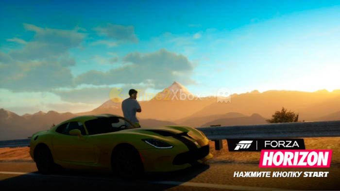 Скачать торрент Forza Horizon [REGION FREE/RUSSOUND] (LT+2.0) на xbox 360 без регистрации