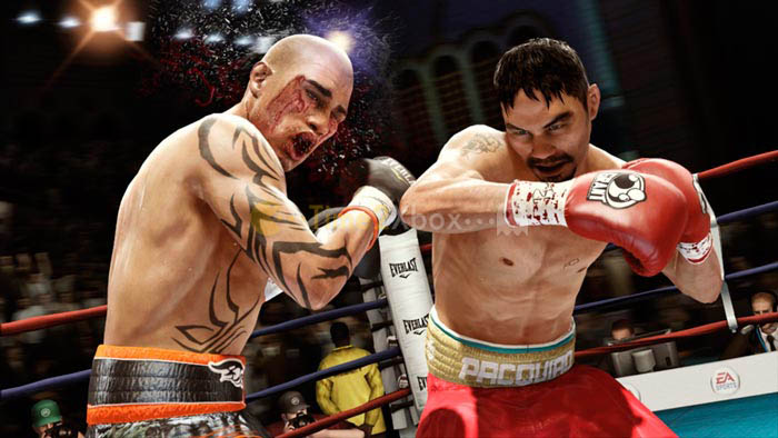 Скачать торрент Fight Night Champion + DLC + TU [JTAG/RUS] на xbox 360 без регистрации