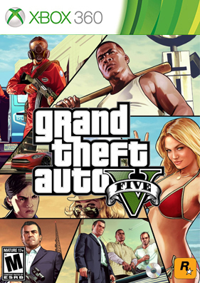 Скачать торрент Grand Theft Auto 5 [REGION FREE/RUS] (LT+2.0) на xbox 360 без регистрации
