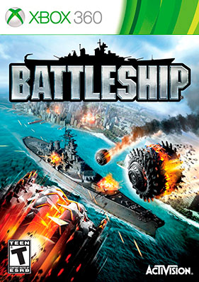 Скачать торрент Battleship: The Video Game [GOD/RUS] на xbox 360 без регистрации
