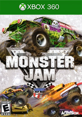 Скачать торрент Monster Jam Battlegrounds [XBLA/ENG] на xbox 360 без регистрации