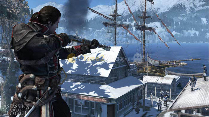 Скачать торрент Assassin's Creed Rogue [PAL/RUSSOUND] (LT+3.0) на xbox 360 без регистрации