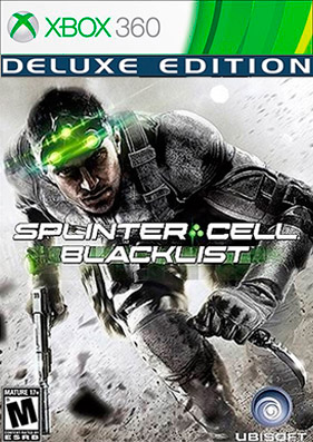 Скачать торрент Tom Clancys Splinter Cell: Blacklist - Deluxe Edition [RUSSOUND] (LT+3.0) на xbox 360 без регистрации