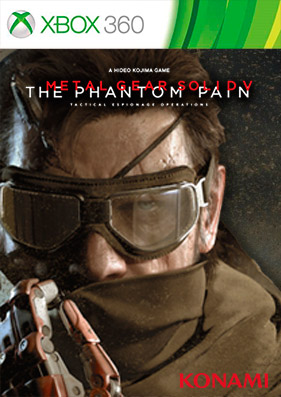 Скачать торрент Metal Gear Solid V: The Phantom Pain [REGION FREE/RUS] (LT+2.0) на xbox 360 без регистрации