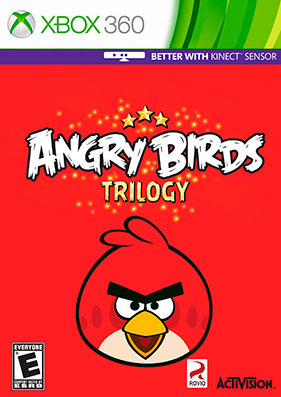 Angry Birds Trilogy + DLC + TU [GOD/ENG]