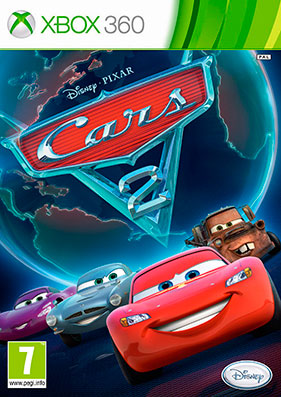 Cars 2: The Video Game + DLC [GOD/RUSSOUND]