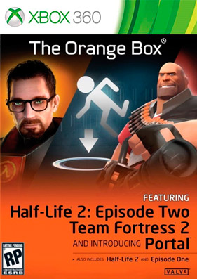 Скачать торрент Half-Life 2 - The Orange Box V2.0 [JTAG/RUSSOUND] на xbox 360 без регистрации