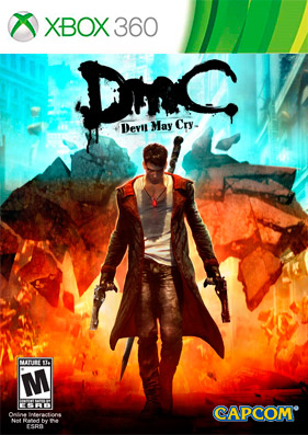 DMC: Devil May Cry Complete Edition [GOD/RUSSOUND]