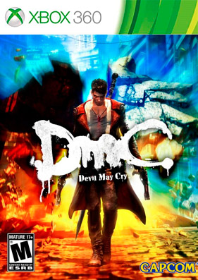 Скачать торрент DMC: Devil May Cry [REGION FREE/RUS] (LT+2.0) на xbox 360 без регистрации