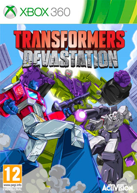 Transformers: Devastation [REGION FREE/ENG] (LT+3.0)