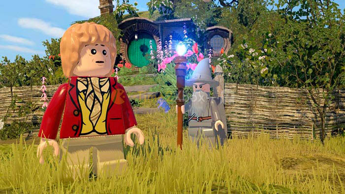 Скачать торрент LEGO The Hobbit [REGION FREE/RUS] (LT+2.0) на xbox 360 без регистрации