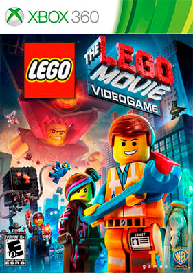 The LEGO Movie Videogame [GOD/RUS]