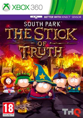 South Park - The Stick of Truth [REGION FREE/GOD/RUS]