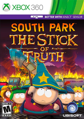 South Park - The Stick of Truth [PAL/RUS] (LT+1.9 и выше)