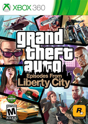 Grand Theft Auto: Episodes from Liberty City [REGION FREE/RUS]