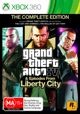 Скачать торрент Grand Theft Auto: Episodes from Liberty City [GOD/RUS] на xbox 360 без регистрации