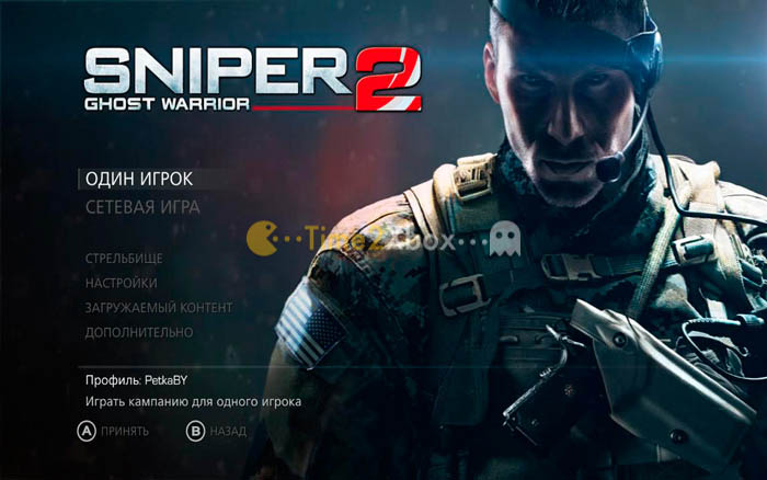 Скачать торрент Sniper: Ghost Warrior 2 [REGION FREE/RUSSOUND] (LT+1.9 и выше) на xbox 360 без регистрации