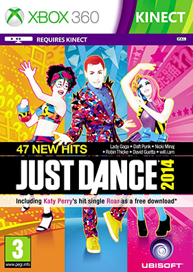 Just Dance 2014 [PAL/ENG] (LT+2.0)