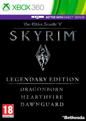 The Elder Scrolls V: Skyrim - Legendary Edition [DLC/GOD/RUSSOUND]