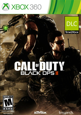 Скачать торрент Call of Duty: Black Ops 2 All dlc [DLC/GOD/RUSSOUND] на xbox 360 без регистрации