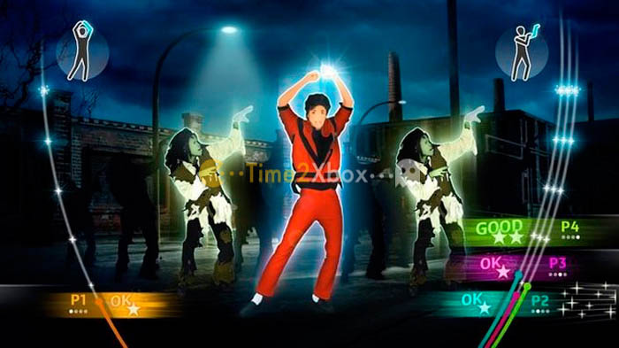 Скачать торрент Michael Jackson: The Experience [REGION FREE/ENG] на xbox 360 без регистрации