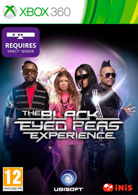 The Black Eyed Peas Experience [REGION FREE/ENG]