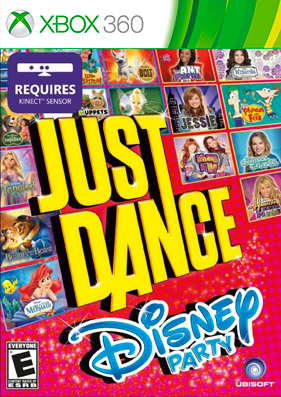 Just Dance: Disney Party [REGION FREE/GOD/ENG]
