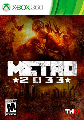 Metro 2033 [PAL/RUSSOUND] (LT+1.9 и выше)