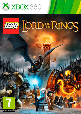 LEGO The Lord of the Rings [REGION FREE/RUS] (LT+2.0)