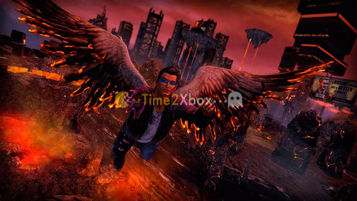 Скачать торрент Saints Row: Gat Out of Hell [REGION FREE/RUS] (LT+3.0) на xbox 360 без регистрации
