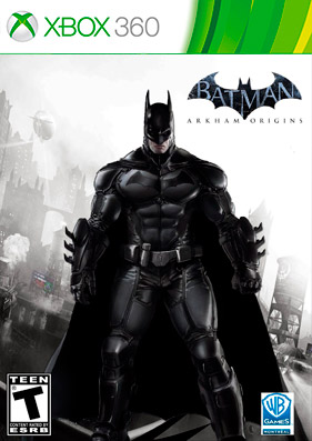 Batman: Arkham Origins [REGION FREE/GOD/RUS]