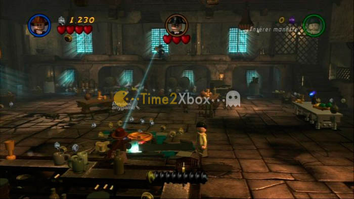 Скачать торрент LEGO Indiana Jones 2: The Adventure Continues [REGION FREE/GOD/RUS] на xbox 360 без регистрации