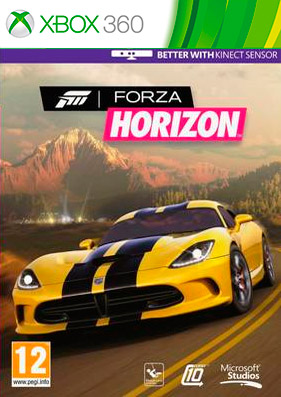 Forza Horizon [GOD/RUSSOUND]