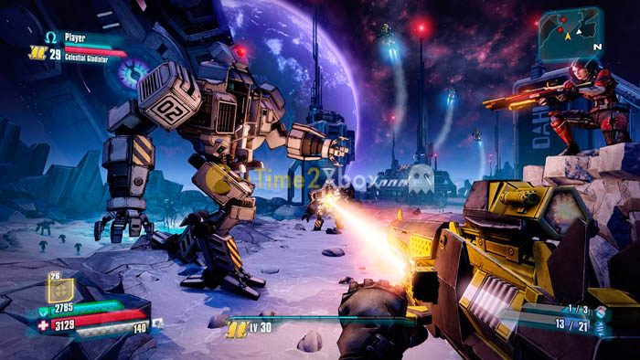 Скачать торрент Borderlands: The Pre-Sequel [FREEBOOT/RUS] на xbox 360 без регистрации