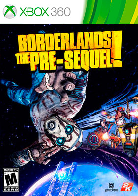 Borderlands: The Pre-Sequel [FREEBOOT/RUS]